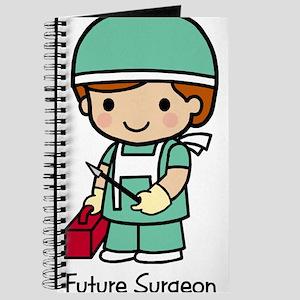 Future Surgeon boy Journal