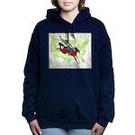 American Cowboy Women's Hooded Sweatshirt