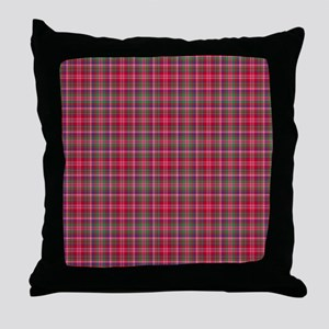 Tartan - MacDougall Throw Pillow