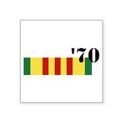 Vietnam 70 Sticker
