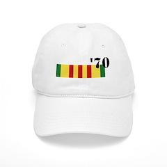 Vietnam 70 Baseball Baseball Cap