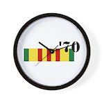 Vietnam 70 Wall Clock