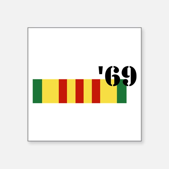 Vietnam 69 Sticker