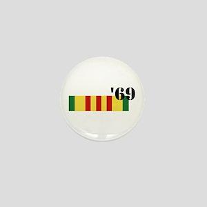 Vietnam 69 Mini Button