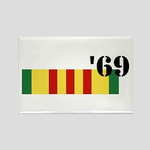 Vietnam 69 Magnets