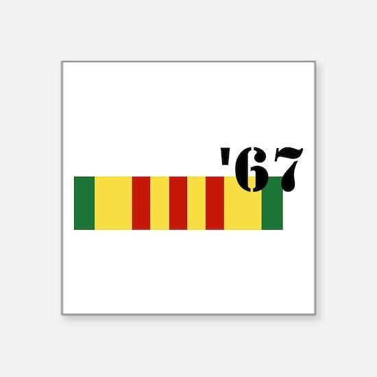 Vietnam 67 Sticker
