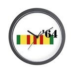 Vietnam 64 Wall Clock