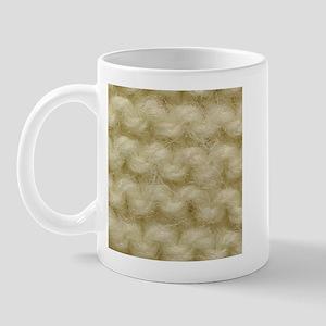 Knitting - Knitted Purls Mug