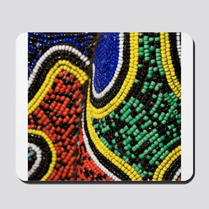 Glass Beads - Crafty Mousepad
