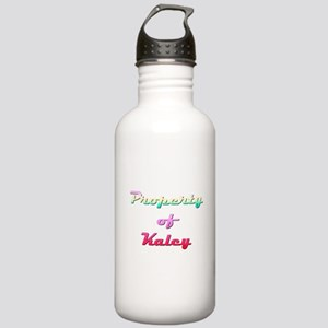 Property Of Kaley Female Water Bottle