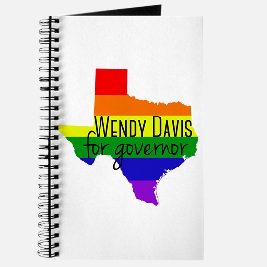 Wendy Davis Rainbow Journal