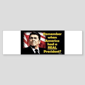 Remember-5x3 Bumper Sticker