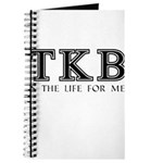 TKB Is The Life For Me Journal
