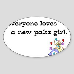 npgirl Sticker