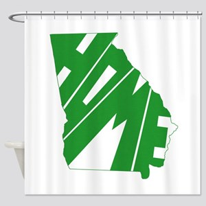 Georgia Home Shower Curtain