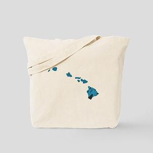 Hawaii Home Tote Bag