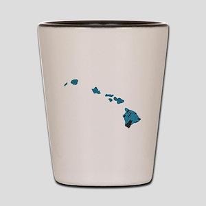 Hawaii Home Shot Glass