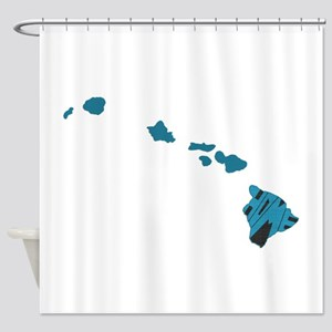 Hawaii Home Shower Curtain