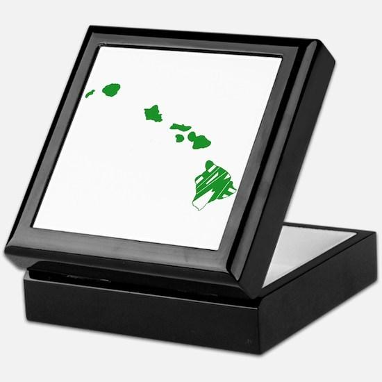 Hawaii Home Keepsake Box