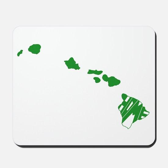 Hawaii Home Mousepad
