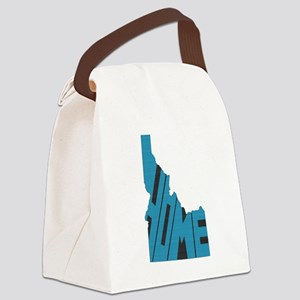 Idaho Home Canvas Lunch Bag
