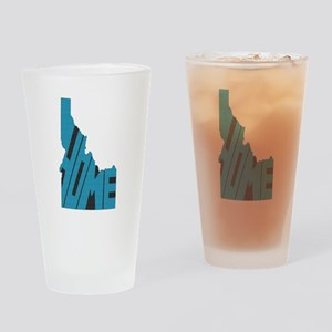 Idaho Home Drinking Glass