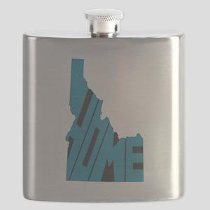 Idaho Home Flask