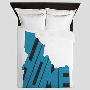 Idaho Home Queen Duvet
