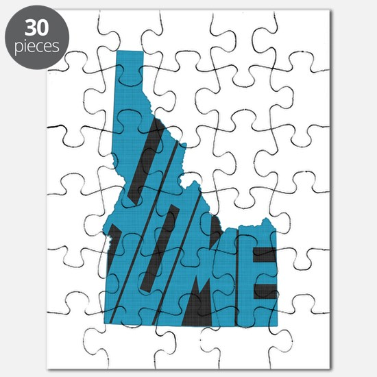 Idaho Home Puzzle
