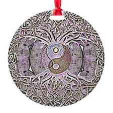 Tree of Life by Amelia Carrie Ornament