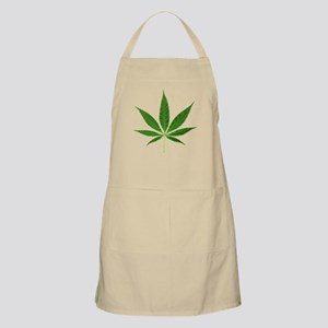 Pot Leaf Apron