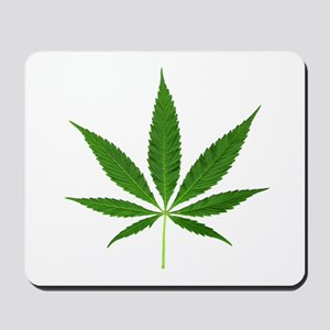 Pot Leaf Mousepad