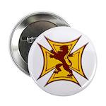 Royal Scottish Biker Cross Button