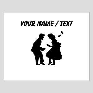Custom Couple Dancing Posters
