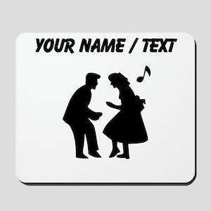 Custom Couple Dancing Mousepad