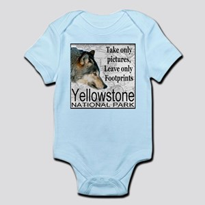 Take Only Pictures, Leave Onl Infant Bodysuit