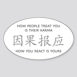 How You React Is Yours Sticker