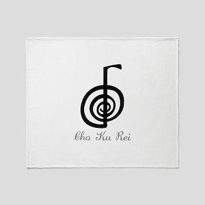 Cho Ku Rei Throw Blanket
