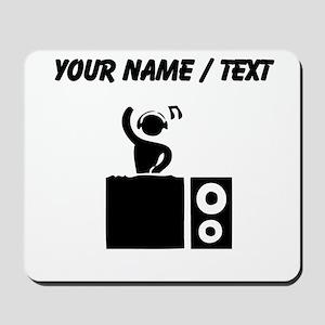 Custom DJ Booth Mousepad