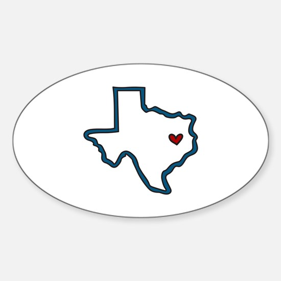 Texas Decal