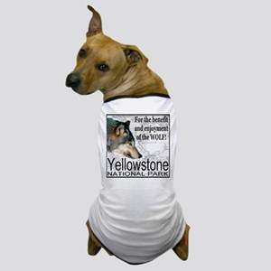 For the benefit and enjoyment Dog T-Shirt