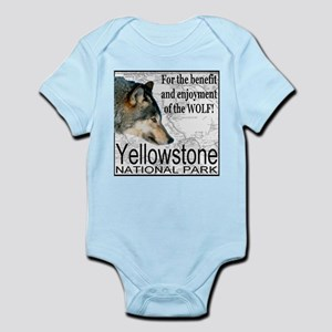 For the benefit and enjoyment Infant Bodysuit