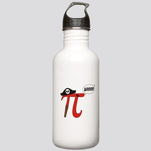 Pi R Squared Sports Water Bottle