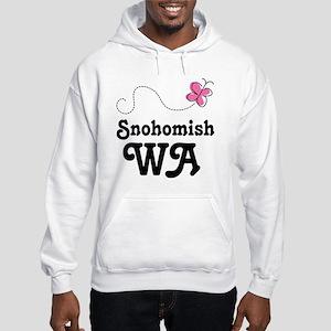 Snohomish Washington Hooded Sweatshirt