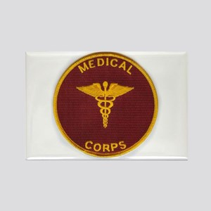 Army Medical Corps Magnets