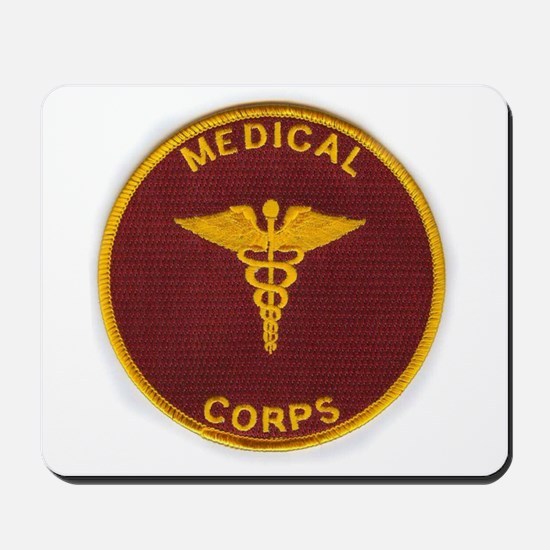 Army Medical Corps Mousepad