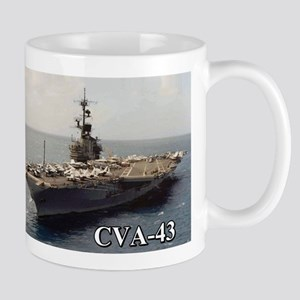 USS Coral Sea CV-43 Mugs