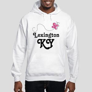 Lexington Kentucky Hooded Sweatshirt