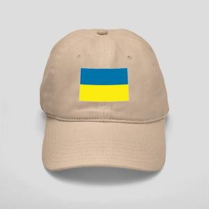 Ukranian flag Cap