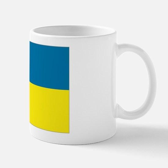 Ukranian flag Mug